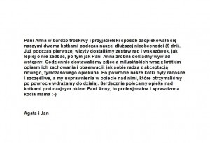 Referencje_Agata i Jan
